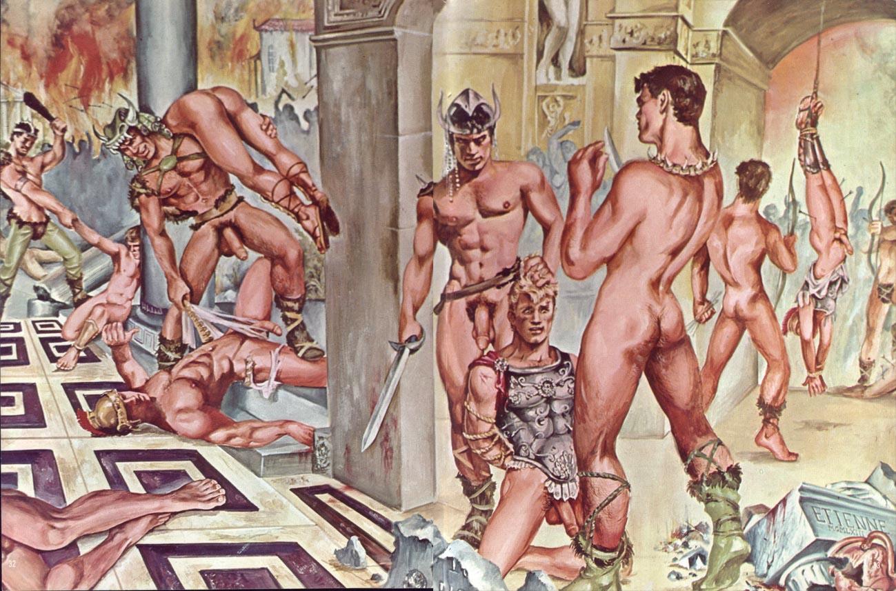 Порно оргии в древней греции — 14